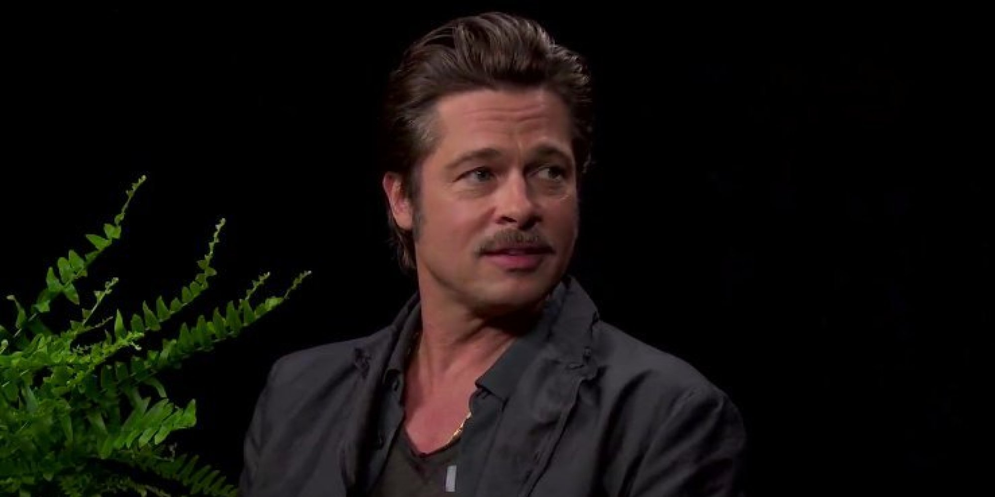 Brad Pitt Goes 'Betwee...