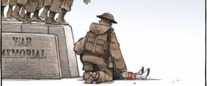OTTAWA SHOOTING CARTOON