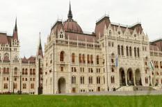 Platz 3: Budapest | Bild: PA