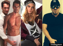 These Celebs Are #FeelingNuts - Here's Why