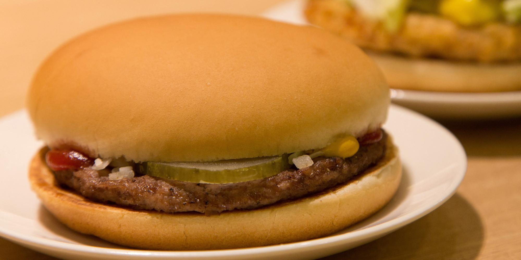 Milf macdonalds burger