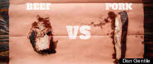 BEEF VS PORK