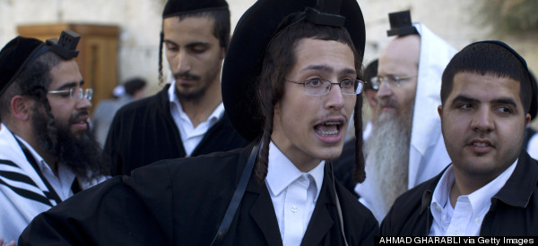Ultra-Orthodox Jewish Men Pelt Jerusalem Buses With Stones Over Women Of The Wall Ad
