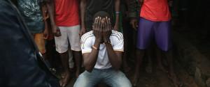LIBERIA MONROVIA QUARANTINE