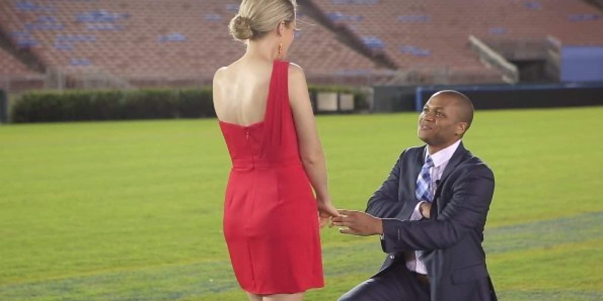 This Man Has Been Saving Up For The Perfect Proposal Since