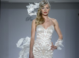 The 10 Most Outrageous Dresses From Bridal Fashion Week