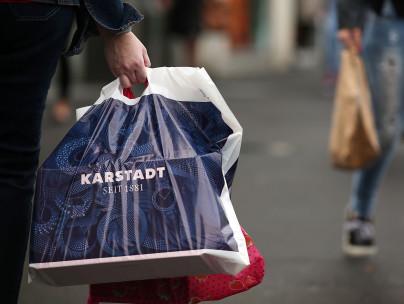 Karstadt-Filialen vor dem Aus