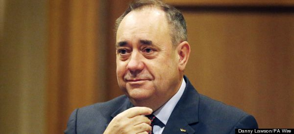 Alex Salmond Eyes Return To Westminster As An MP