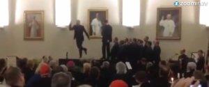 DANCING PRIESTS ROME