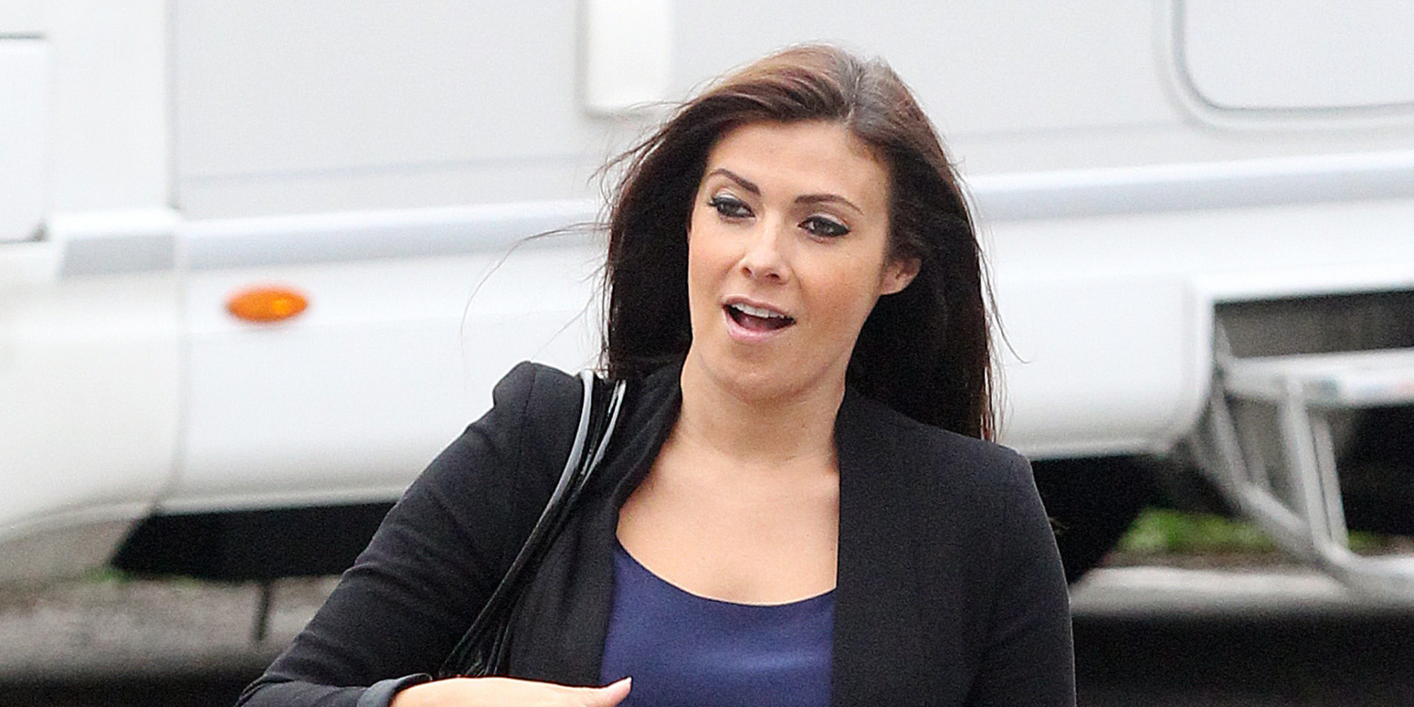 Kym Marsh Reveals The Real Meaning Of Her Back Tattoo