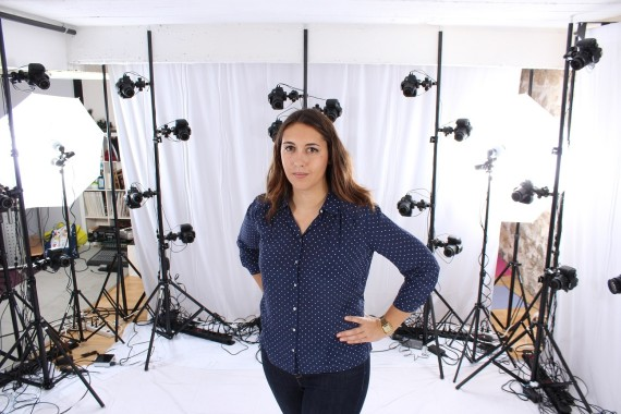 scanner 3d studio