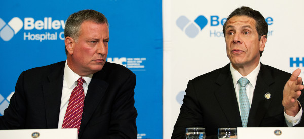 ebola new york city