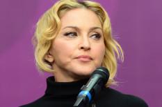 Madonna | Pic: AP