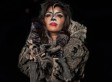 Nicole's First Pics In 'Cats' Are Here