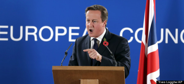 Angry Cameron: 'Europe Has Clubbed Me With A Lead Pipe'