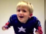 Boy Fighting Cancer Gets The Superhero Theme Song He Deserves