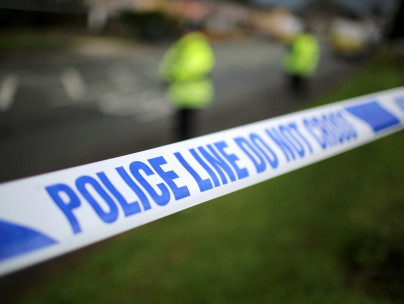 File image of police tape