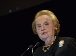 Madeleine Albright Disses Conan, Proves She's A Bigger Badass Than We Thought
