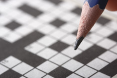Crossword puzzle | Pic: Rich Seymour via Getty Images