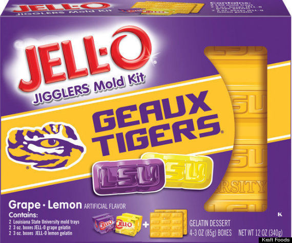 No Mention Of Alcohol With Universities' Jell-O Jiggler Products Until Reporters Asked