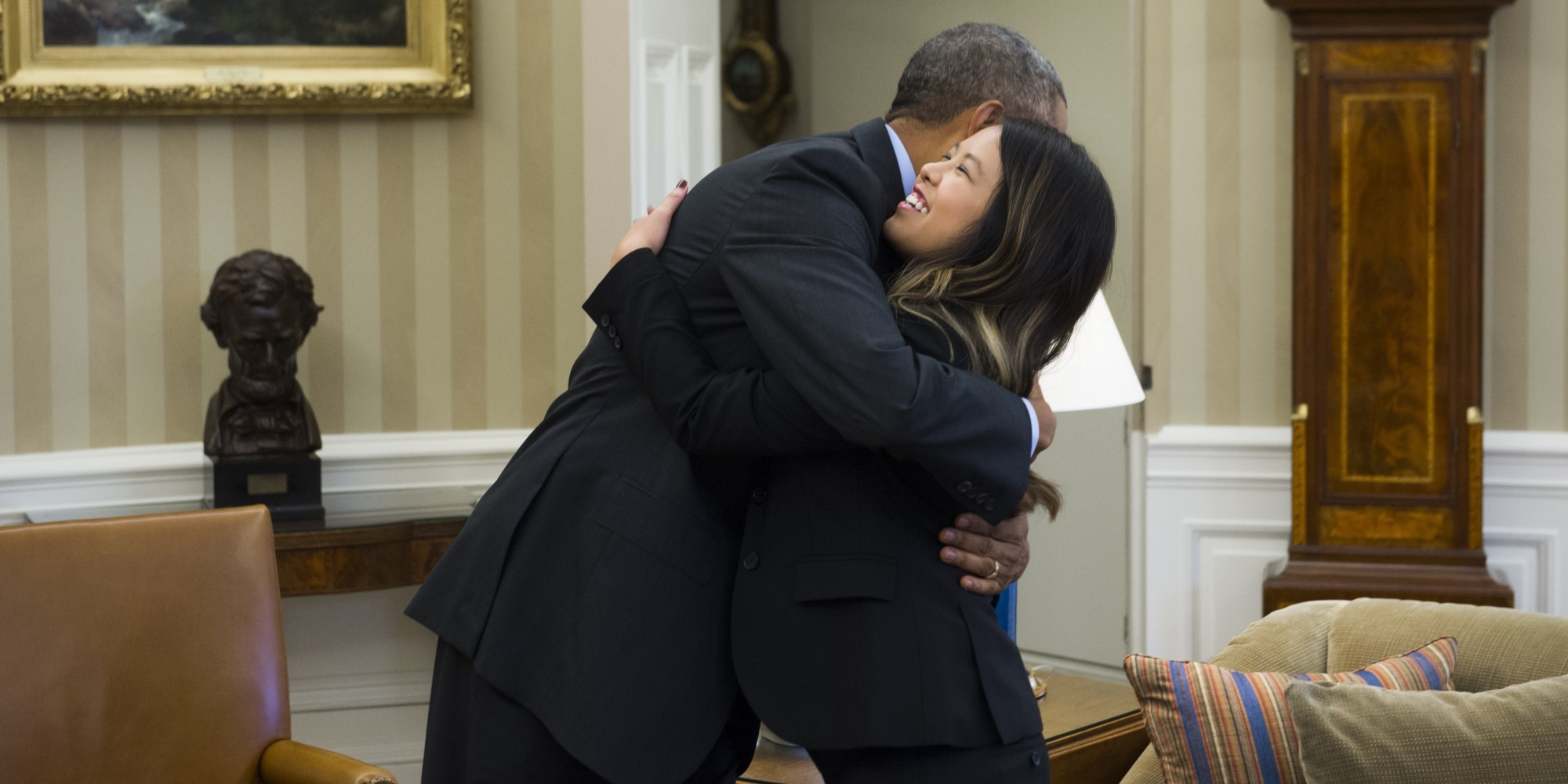 nina pham meet president business