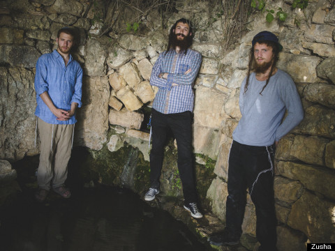 The Hasidic Hipsters Of Zusha Are Here To Rock The World Of Jewish Music