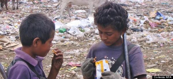 DESGARRADORAS FOTOS DE LA POBREZA EN NICARAGUA