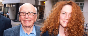 REBEKAH BROOKS RUPERT MURDOCH