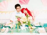 'Little Mermaid' Wedding Photos For Your Disney-Loving Heart
