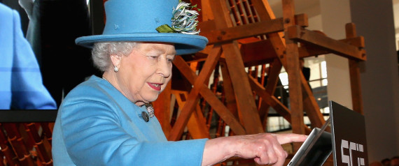 QUEEN ELIZABETH TWEET