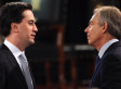 Blair Denies Saying Awkward Comments About Miliband