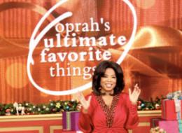 See All Of Oprah's Favorite Things!