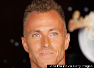 James Jordan Strictly