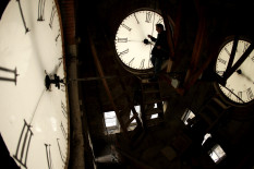 Clock face | Pic: Getty
