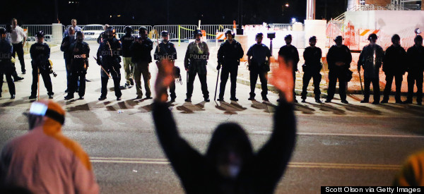 Ferguson Investigation To Be Completed In Coming Months, Attorney General Says