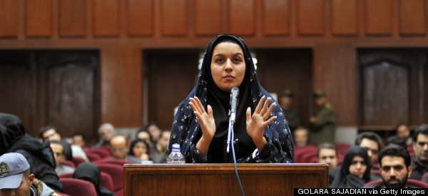 Iran Hangs Woman Convicted Of Killing Alleged Rapist