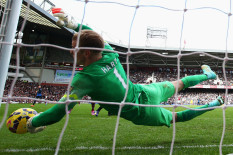 Man City's Joe Hart | Pic: Getty