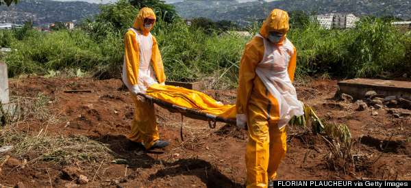 Ebola Has Infected More Than 10,000 People