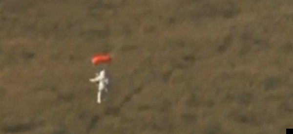 Remember Felix Baumgartner? This Guy Just Did An Even Bigger Jump