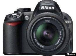 Nikon D3100 Digital SLR Camera Named To Oprah's Favorite Things 2010