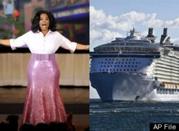 One Of Oprah's Favorite Things? A Cruise