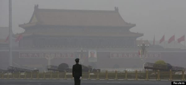A New Flank in China's War on Pollution? Controlling Emissions From Ports and Shipping