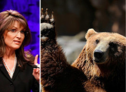Sarah Palin Grizzly Bear Propaganda