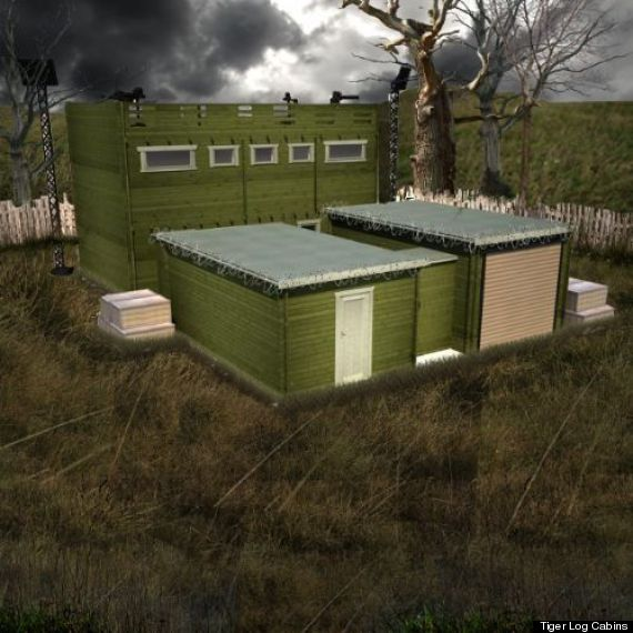 Yorkshire company selling 39 zombie proof 39 house for 69k for Zombie build