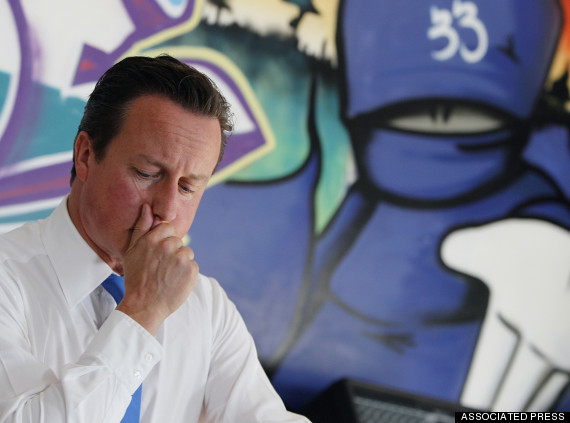 david cameron sad face