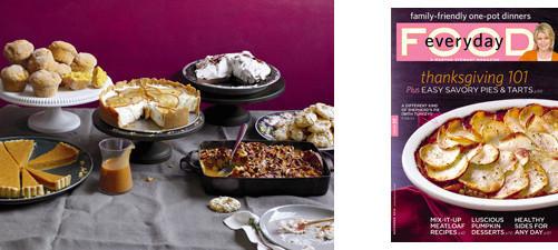 Martha Stewart Thanksgiving Recipes Turkey Stuffing Side Dishes