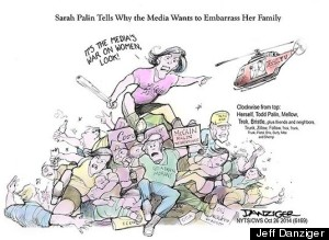 PALIN WAR ON WOMEN