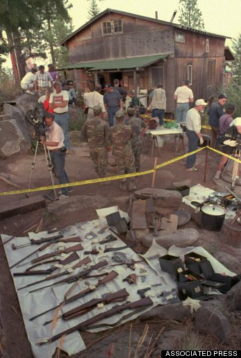 How Ruby Ridge Changed Police Standoffs Forever