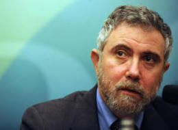 Paul Krugman Obama Reagan