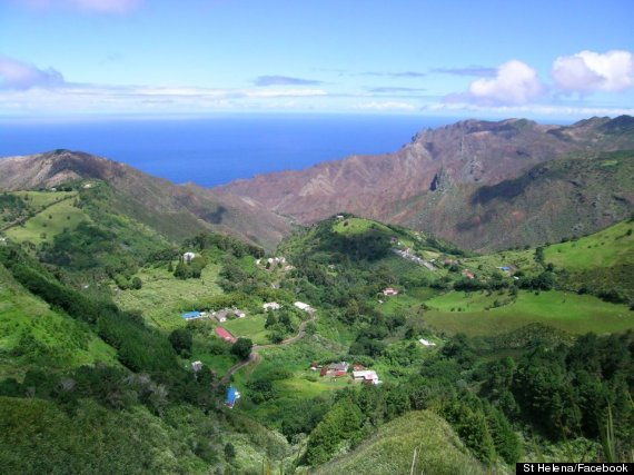 How To Get To St Helena Island From Cape Town